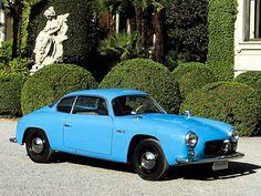 1961–63 Lancia Appia Sport (812) by Zagato