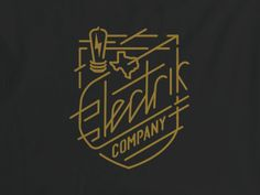 Electrik Co. Shirt by M. Brady Clark
