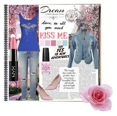 Spending Time with that Special Someone!!! by scardino on Polyvore featuring polyvore, fashion, style, Aeronautica Militare, Whistles, Office, NYX, OPI, Umbra, CAbi, Aime, Love Quotes Scarves and clothing