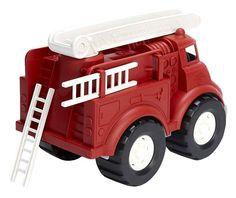 Green Toys Firetruck. #shoplocal #sanfrancisco