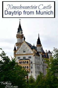 The fairytale castle of Neuschwanstein is a must see for families. It's easy getting to Neuschwanstein Castle from Munich, so start planning your trip.