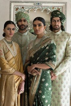 Indian Fashion — The Udaipur Collection by Sabyasachi Mukherjee.
