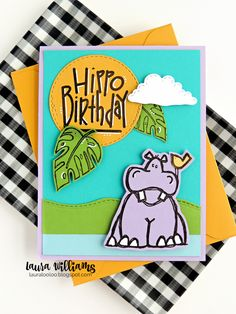 Masculine Birthday Cards, Handmade Birthday Cards, Creative Cards, Kids Cards, Homemade Cards, Impression Obsession, Scrapbook, Card Ideas, Stamps
