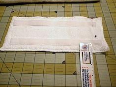 TUTORIAL: Reusable Swiffer Wet Jet Pads - Sewplicity