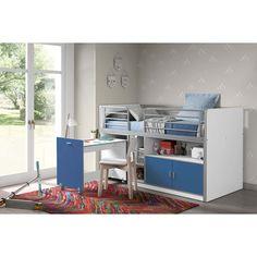 Hochbetten mit Schreibtisch Hochbett mit schreibtisch