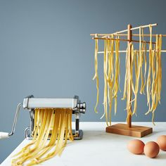 Pasta Machine & Drying Rack | Food52 Provisions