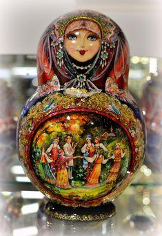 Матрешка/Матрёшка/Matryoshka - сувениры, подарки