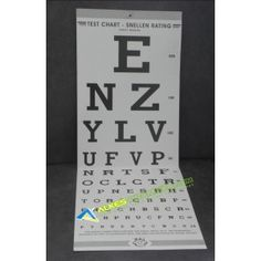 snellen chart Chart, Health, Health Care, Salud