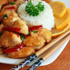 Chinese Orange Chicken Recipe- The Daring Gourmet