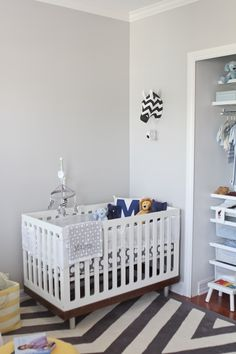 Baby S Room Paint Sherwin Williams Light French Grey