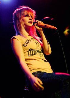 Hayley Williams 2007