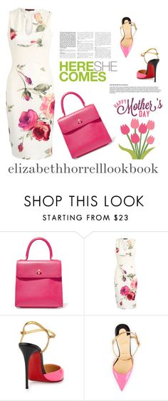 My Wardrobe Adventures! by elizabethhorrell on Polyvore featuring Christian Louboutin, Charlotte Olympia and Andrea