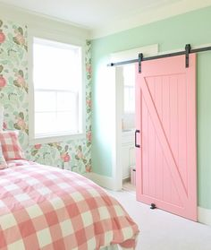 Find the most amazing princess bedrooms for your daughters' room. Princess Bedrooms, Big Girl Bedrooms, Princess Room, Little Girl Rooms, Princess House, Girls Bedroom, Bedroom Barn Door, Bedroom Decor, Bedroom Furniture