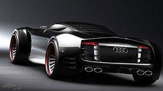 WEB LUXO - Carros de Luxo: Audi R10 deverá ser lançado em breve pela montadora alemã