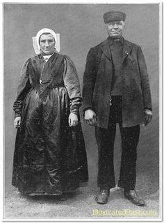 't Gooi. 1916 klederdracht van mijn overgrootouders