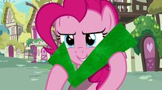 100% Pinkie Pie approved