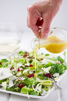 Summer Salad with Fe