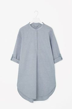 Cos shirt dress - New In Tops Modest Fashion, Hijab Fashion, Fashion Dresses, Linen Dresses, Casual Dresses, Tailored Dresses, Tunic Dresses, Kurta Designs, Blouse Designs