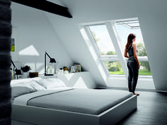 Chambre Copyright Velux