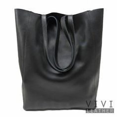 New Leather Women Ladies Handbag Vintage Shopper Shoulder Casual Large Tote Bag   eBay