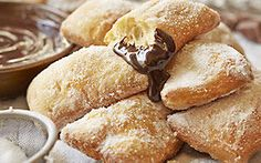 1000 Images About Zeppole Fried Donuts On Pinterest