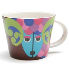 Aries Mug now featured on Fab.