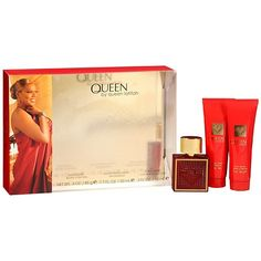 """""""Beauty Really Does Start On The Inside. It's Like A State Of Mind, A State Of Love If You Will. Scent Expresses A Woman'S Confidence And Sensuality,at $24.99  http://www.bboescape.com/products/buy/559/gifts/Queen-Latifah-Queen-Fragrance-Gift-Set"""