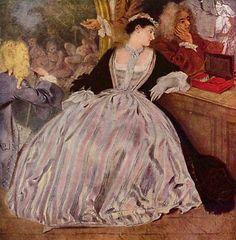 L'Enseigne de Gersaint (Gersaint Shopsign) - 1720 Jean-Antoine Watteau