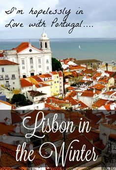 Portugal is my new favourite country in Europe and a huge reason for this is Lisbon. Lisbon is just a great city that has something special you can't quite put your finger on. But I've tried to explain why it's my favourite city in this post!  ------  I'm hopelessly in love with Portugal: Lisbon in the Winter - Adventure Lies in Front