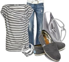 """Love Gray Knot"" by roniylea on Polyvore"