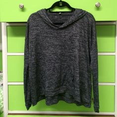 American Eagle Don't Ask Why shirt American Eagle Don't Ask Why shirt. Navy and gray. One size fits all but can fit sizes small and medium. Perfect condition. NEW WITHOUT TAGS. American Eagle Outfitters Tops Tees - Long Sleeve