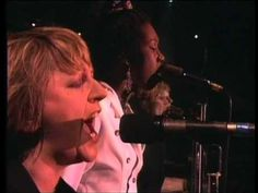Pink Floyd & Candy Dulfer, saxophone solo (at 8:30) - Shine On You Crazy Diamond (Knebworth 1990)