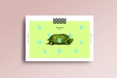 Postcard System on Behance