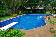 A skimmer arm removes more debris from the pool automatically. #PoolMaintenance