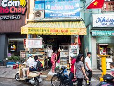 Where To Eat In Ho Chi Minh City: Street Food, Cafes, Restaurants, Desserts + Drinks Dessert Drinks, Desserts, Ho Chi Minh City, Vietnam Travel, Street Food, Travel Inspiration, Restaurants, Cafes, Tailgate Desserts