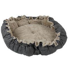 diy coudre un coussin et sa housse pour son chien ou. Black Bedroom Furniture Sets. Home Design Ideas