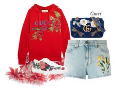 """""""life is gucci (1)"""" by lzbthnadila on Polyvore featuring Gucci"""