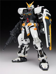 Painted Build: 1/100 Real Type Gundam Astray Black Frame - Gundam Kits Collection News and Reviews