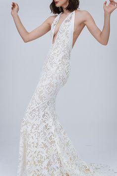 f2c42882ffe Galvan London Positano bridal gown Chic Wedding Dresses, Luxury Wedding  Dress, Amazing Wedding Dress