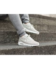 purchase cheap 8b451 d63f5 Buy the latest fashion Nike Air Max 90 Ultra Breathe Pale Grey Summit White  Men s Shoes to enjoy the Cheapest price.