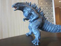 Amazing Godzilla 2014 Fan Art Sculpture from Japan