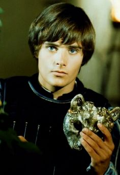 LEONARD WHITING as Romeo in Franco Zeffirelli's superior classic version of…