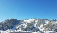 Can't get enough of this view! #steinstyle #DeerValleyMoment