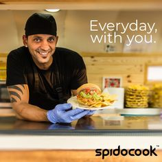 > SPIDOCOOK | Everyday, with you We create professional, efficient and tested tools to help you in your work. This is our mission: be with you, every day. #spidocook #professional #everyday #totalchef You Working, This Is Us, Tools, Create, Instruments