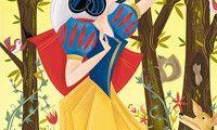 Snow Whiteite by Stephanie Buscema #snowwhite #disney