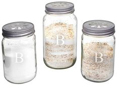 Cathy Personalized Mason Jar Sand Ceremony Set wit…