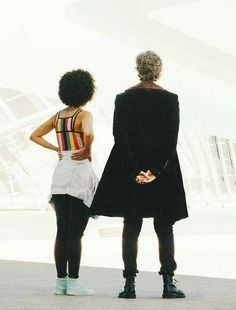 The Doctor and Bill