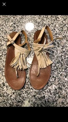cd041658c9e Lucky Brand Sandales Womens Size 9.5  fashion  clothing  shoes  accessories   womensshoes