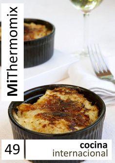 ISSUU - Cocina internacional tmx de Montserrat Reyes