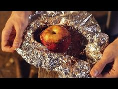5 campfire foods you can make with tinfoil - YouTube